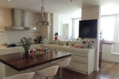 Exclusif appartement spacieux avec terrasse dans quartier chic de Barcelone